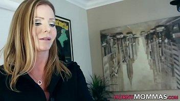 Older lesbian girlongirl | taboo | stepmom | amber-michaels