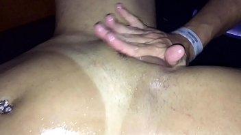 Brasileira e pornstar Bianca naldy massagem antes do sexo ao vivo