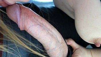 Fun young couple have passionate private sex