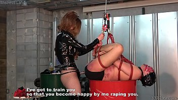 Japanease Pegging Strapon Anal Dildo Slave