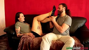 Job Interview Only Foot humiliation and Domination