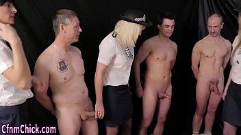 Naked policemen hot male