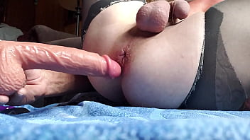 Cum me a river on my toy