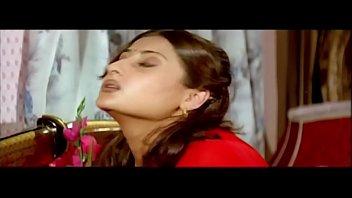 Red Colour Saree Mallu