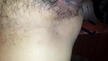 Mojando la vagina