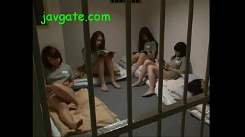Nude women prisoners Javgate.com japanese secret women 039 s prison part 6 face sit the guard