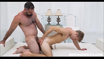 Seattle boyz gay - Mormon twink fucked by daddy bear