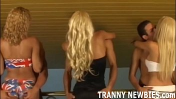 Black free shemale porn Theres a free spot in our tranny gangbang if you want to join
