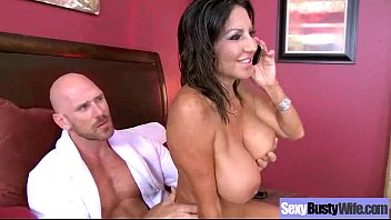 Manic milf holidays Hard style action with sexy busty wife tara holiday video-27