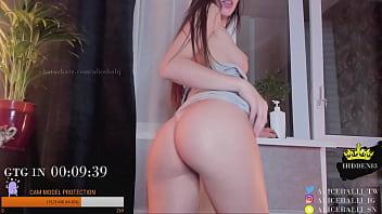WATCH MY GF! Awesome Brunette Body pornhub video