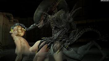 Alien sex - Alien sex smplace.com