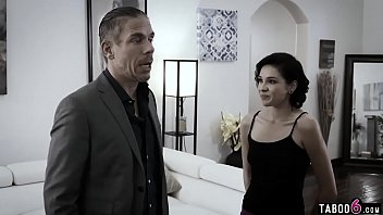 Babysitter Teen Fucked By The Creepy Dad Who Has A Big Cock