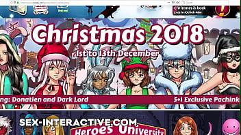 Game interactive xxx Harem heroes nutaku goldhack christmas 2018