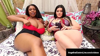 Big booty latina lesbian videos - Interracial bbws angelina castro maserati share a big cock