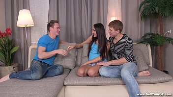 Sell Your Gf - Trying Something Teen-Porn New And Kinky Aziza