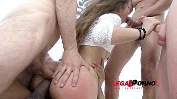 Pornstars trailers Susan ayn 4on1 mini gangbang with dap 0 pussy sz1031
