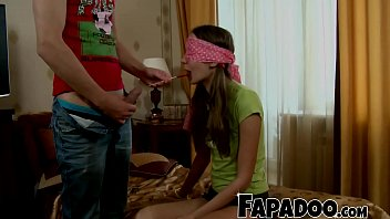 Sensual Lollipop Foreplay By Thirsty Teen!