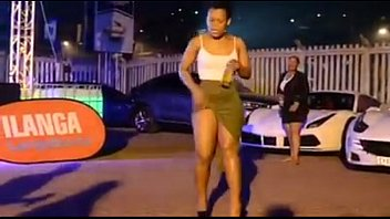 South african twerk in DBN
