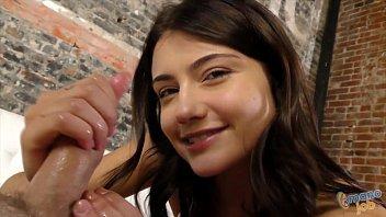 Adria Rae loves handjob thumbnail