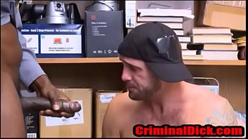 CriminalDick.com- Cop Wesley Woods fucked by BBC