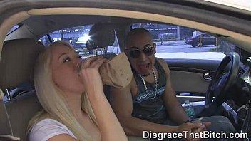 Disgrace That Bitch - Drunken slut Christy Lynn on Spring Break teen porn