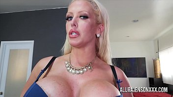Busty big milfs - Busty milf alura jenson has her big ass worshipped