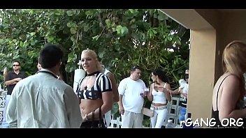 Video clips of male stripper Males team fuck cute chicks