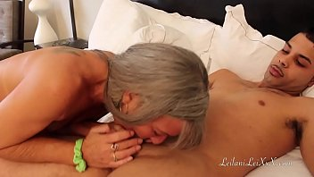 Milf Meets Young Man at Hotel preview image