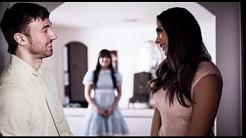 Jealous Daughter Alison Rey Fucks Mom's Boyfriend - Full Movie On FreeTaboo.Net