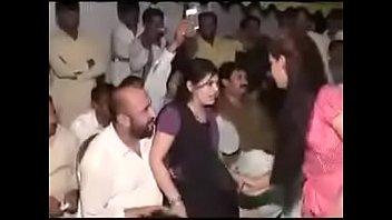 Wild dance in jatara