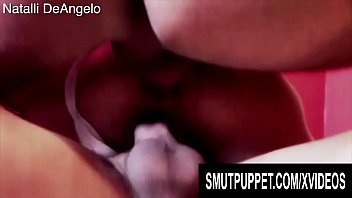 Smut Puppet - Blonde Sluts Getting Double Teamed Compilation Part 1