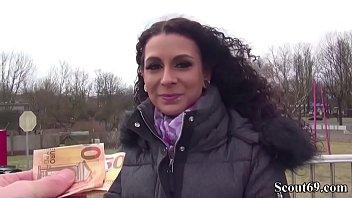 German Scout - Teeny Mara Anal gefickt und rein gewichst Vorschaubild