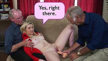 Really young girl old men sex - Blue pill men - young stacie gets schooled by three horny old men