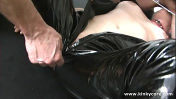 Two slaves in punishments