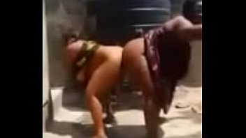 Big ass African women dance