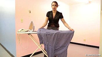Hot Housewife Home Handjob 4 min
