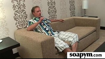 sweet soapy body massage 15