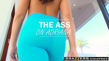 Brazzers Exxtra -  The Ass On Adriana scene starring Adriana Chechik  Keiran Lee