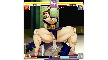 Chun li gets dicked