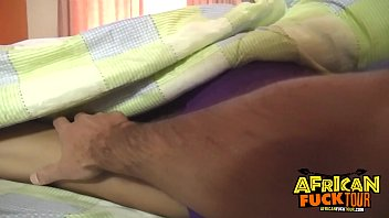 Sleeping ghetto slut with tramp stamp fucked by big cock thumbnail