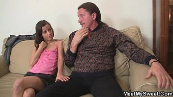 Naughty Girl Have Oral Fun With Her BF's Parents