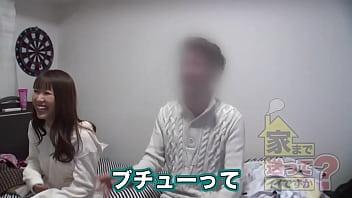 《美女×ハメ撮り》巨乳美女の家にお邪魔してエロコス着せて3Pセックスで犯しまくるエロ動画//