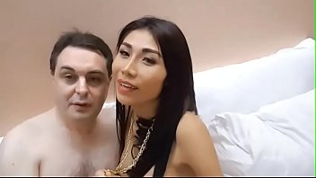 Transexual-Lady Boy in a crazy night with Andrea Dipre'_!!! (Full HD)