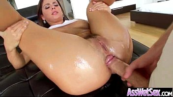 Slut Naughty Oiled Girl (keisha grey) With Big Round Butts Love Anal Sex movie-18