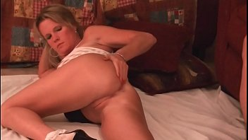wife putting on a show for hubby and friend 11 min