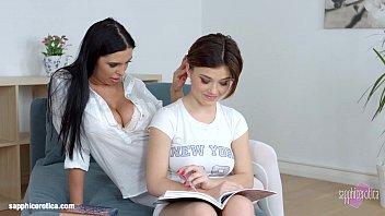 Lesson Dreams with Kyra Queen and Veronica Moor...
