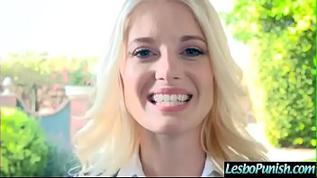 Hot Lesbian (Charlotte Stokely & Courtney Taylor& Get Sex Toys Punish By Mean Lesbo video-03