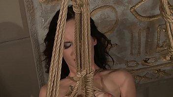 She borns to be submissive.BDSM bondage sex movie.