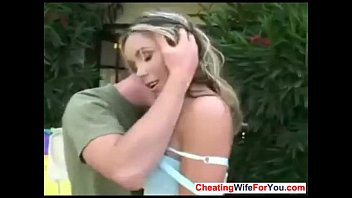 Cheating Wives Secret Affair 004