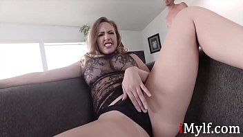 Kagney Linn Karter & her young ride to orgasm thumbnail
